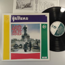 Galliano – A Joyful Noise Unto The Creator