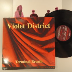 Violet District ‎– Terminal Breath - Revisited
