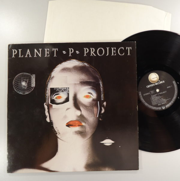 Planet P Project ‎– Planet P Project