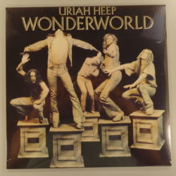 Uriah Heep ‎– Wonderworld