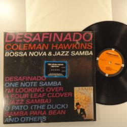 Coleman Hawkins – Desafinado Coleman Hawkins Plays Bossa Nova & Jazz Samba