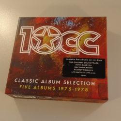 10cc – Classic Album Selection