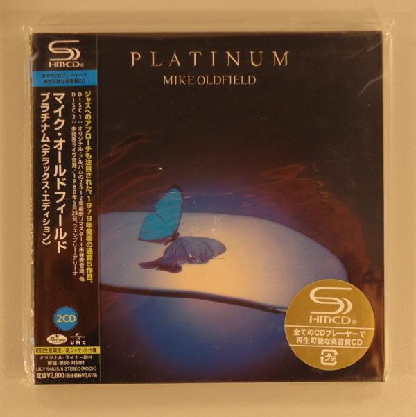 Mike Oldfield – Platinum