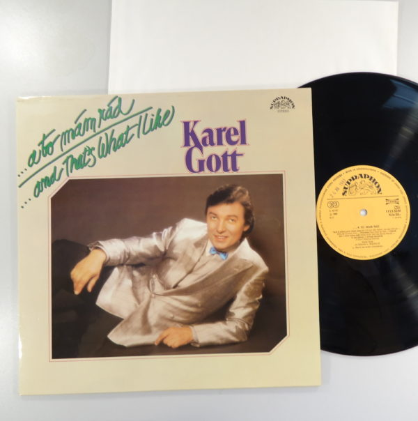 Karel Gott – ...A To Mám Rád / ...And That's What I Like