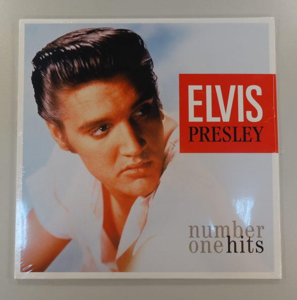 Elvis Presley ‎– Number One Hits
