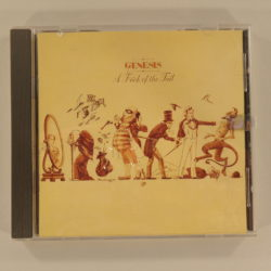 Genesis – A Trick Of The Tail