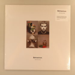 Pet Shop Boys – Behaviour.