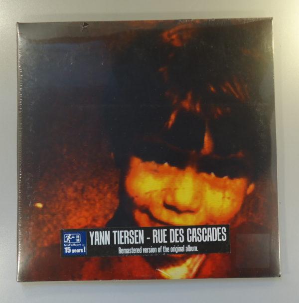 Yann Tiersen – Cascade Street