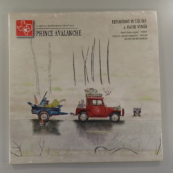Explosions In The Sky, David Wingo ‎– Prince Avalanche: An Original Motion Picture Soundtrack
