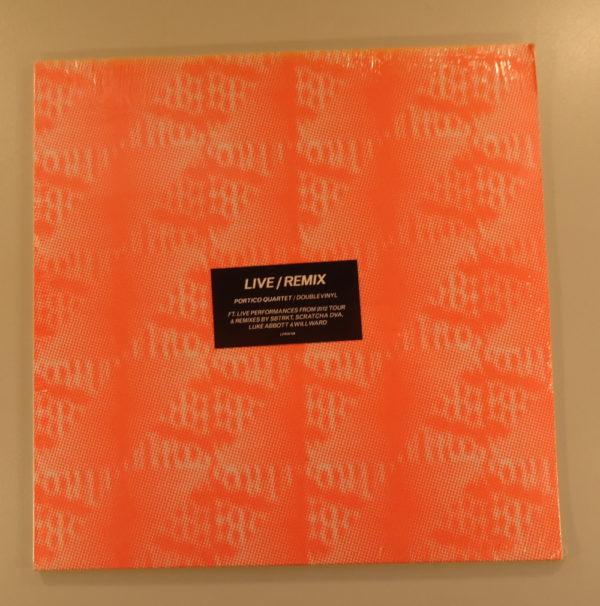 Portico Quartet – Live/Remix
