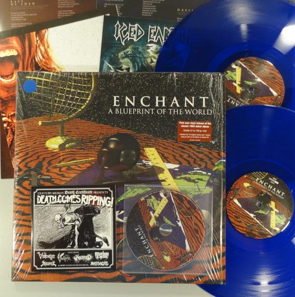 Enchant – A Blueprint Of The World