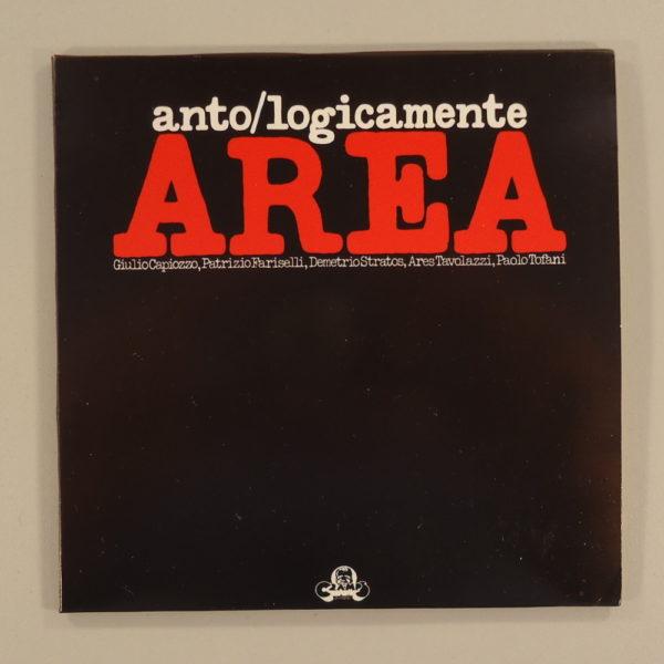 Area – Anto/Logicamente