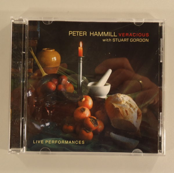 Peter Hammill With Stuart Gordon – Veracious
