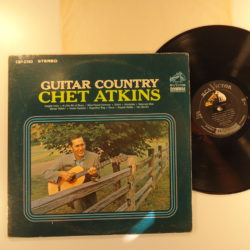 Chet Atkins ‎– Guitar Country