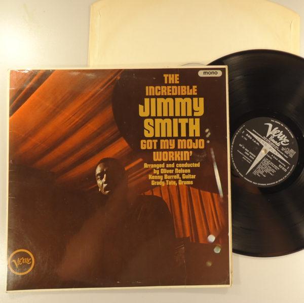 Jimmy Smith – Got My Mojo Workin