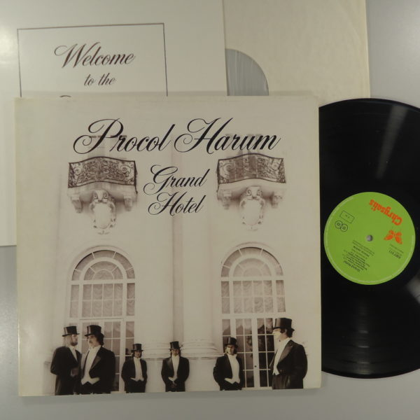Procol Harum ‎– Grand Hotel