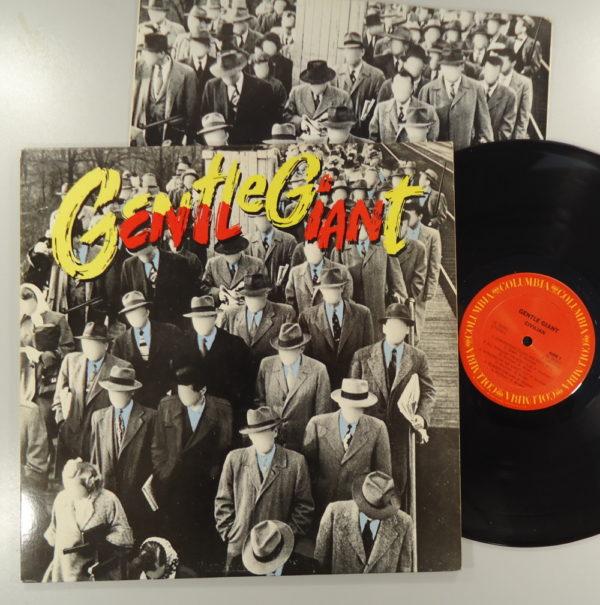 Gentle Giant – Civilian