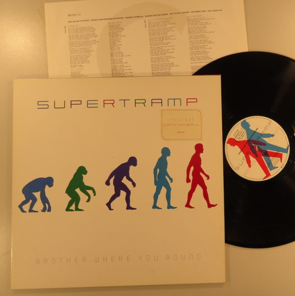 Supertramp – Brother Where You Bound