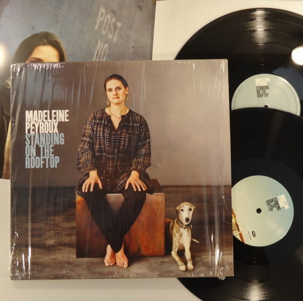 Madeleine Peyroux ‎– Standing On The Rooftop