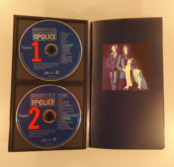 The Police – Message In A Box (The Complete Recordings)