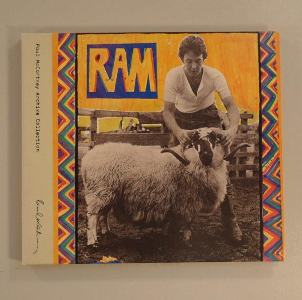 Paul & Linda McCartney – Ram