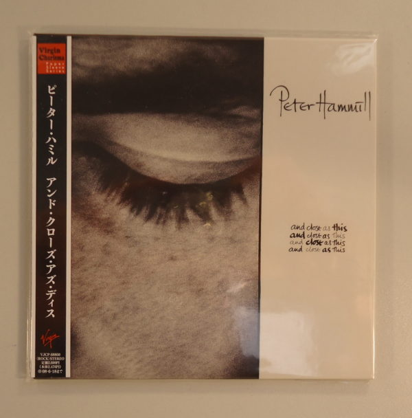 Peter Hammill – And Close As This