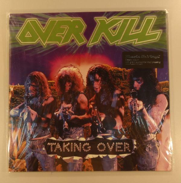 Over Kill – Taking Over