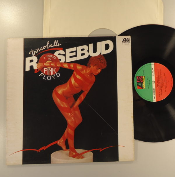Rosebud ‎– Discoballs (A Tribute To Pink Floyd)