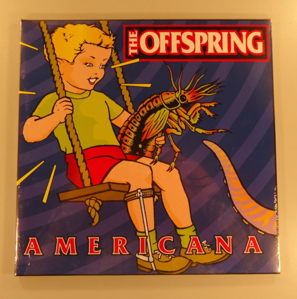 The Offspring ‎– Americana
