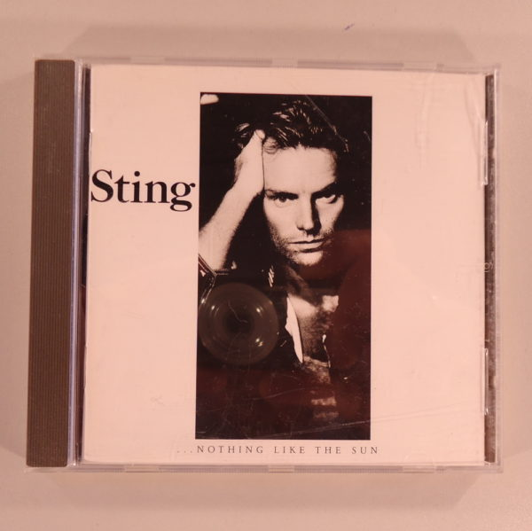 Sting ‎– ...Nothing Like The Sun
