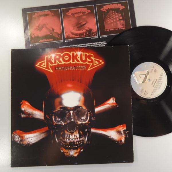 Krokus – Headhunter