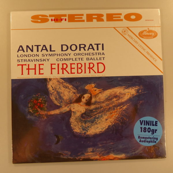 Antal Dorati – Stravinsky-The Firebird