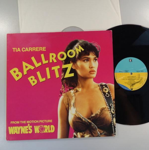 Tia Carrere – Ballroom Blitz