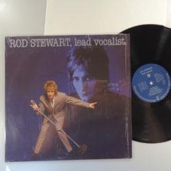 Rod Stewart – Lead Vocalist