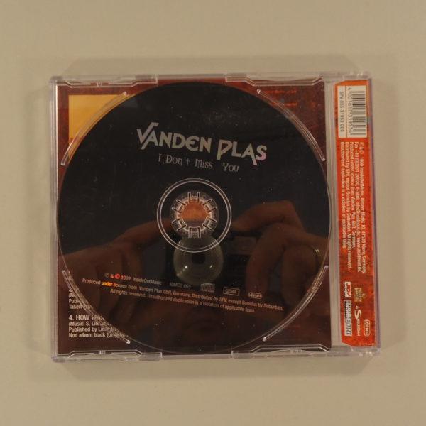 Vanden Plas – I Don't Miss You