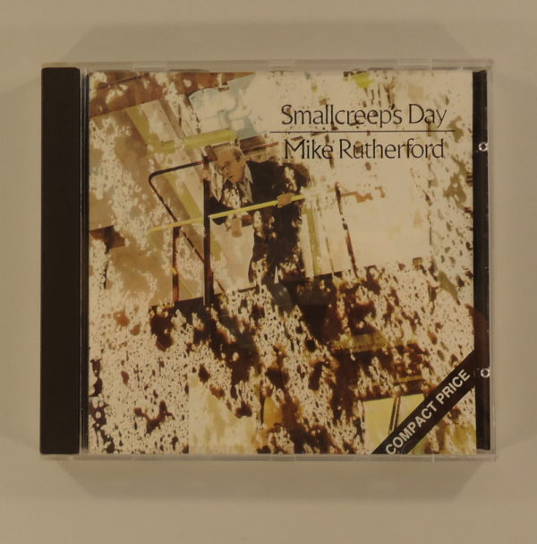 Mike Rutherford – Smallcreep's Day