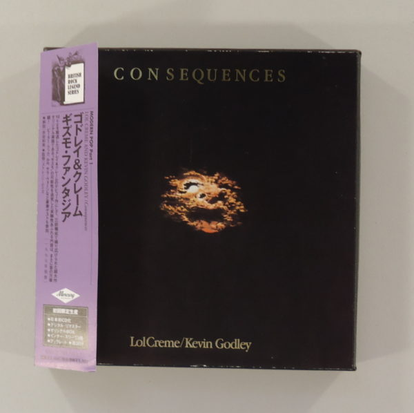 Lol Creme / Kevin Godley ‎– Consequences