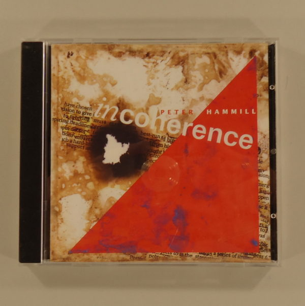 Peter Hammill – Incoherence