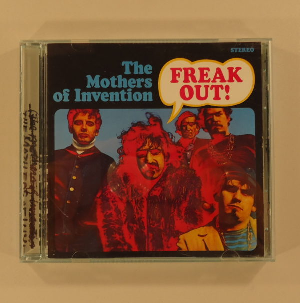 Frank Zappa / The Mothers Of Invention ‎– Freak Out!