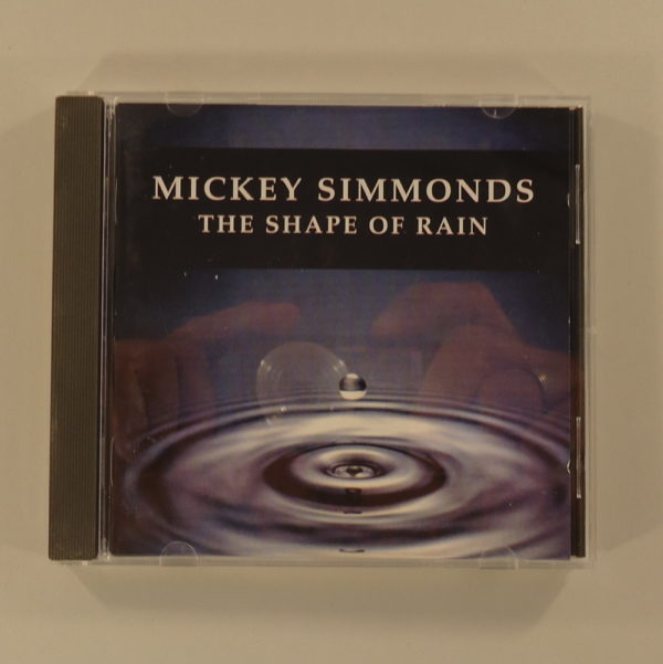 Mickey Simmonds ‎– The Shape Of Rain