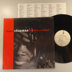 Tracy Chapman ‎– Matters Of The Heart