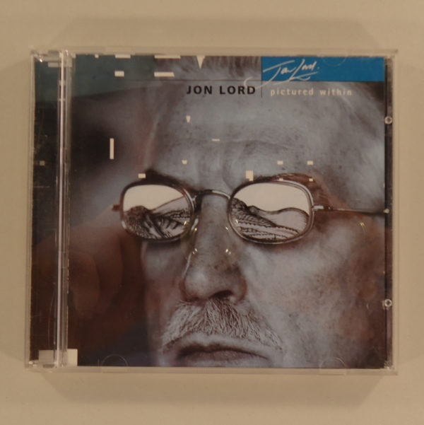 Jon Lord – Pictured Within