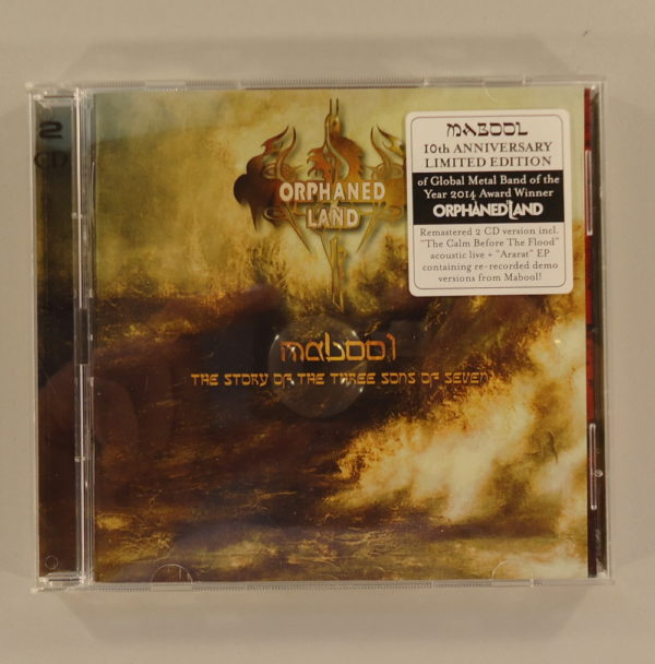 Orphaned Land – Mabool - The Story Of The Three Sons Of Seven
