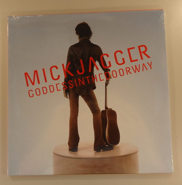 Mick Jagger ‎– Goddess In The Doorway