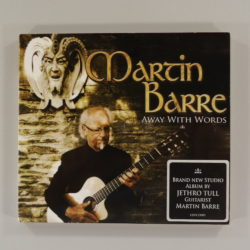 Martin Barre – Away With Words