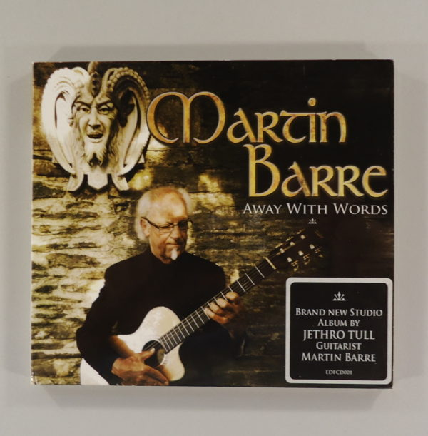 Martin Barre ‎– Away With Words