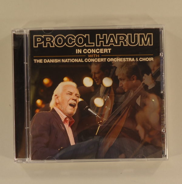 Procol Harum ‎– In Concert With The Danish National Concert Orchestra & Choir