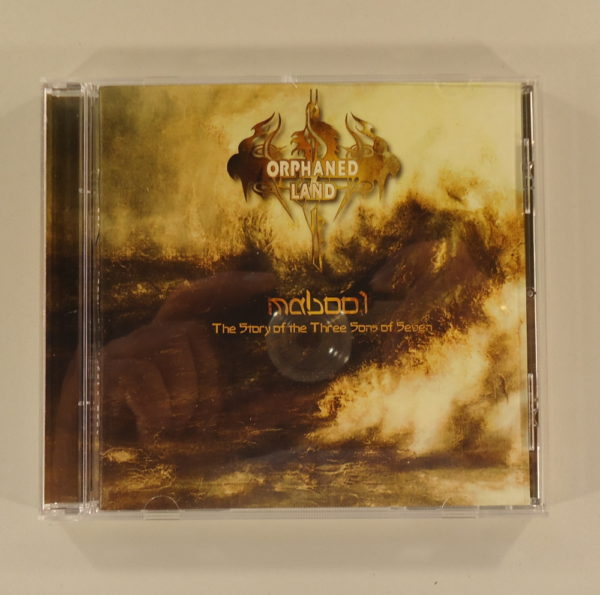 Orphaned Land ‎– Mabool - The Story Of The Three Sons Of Seven