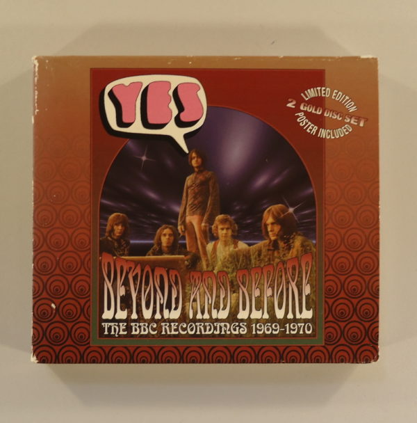 Yes ‎– Beyond And Before - The BBC Recordings 1969-1970