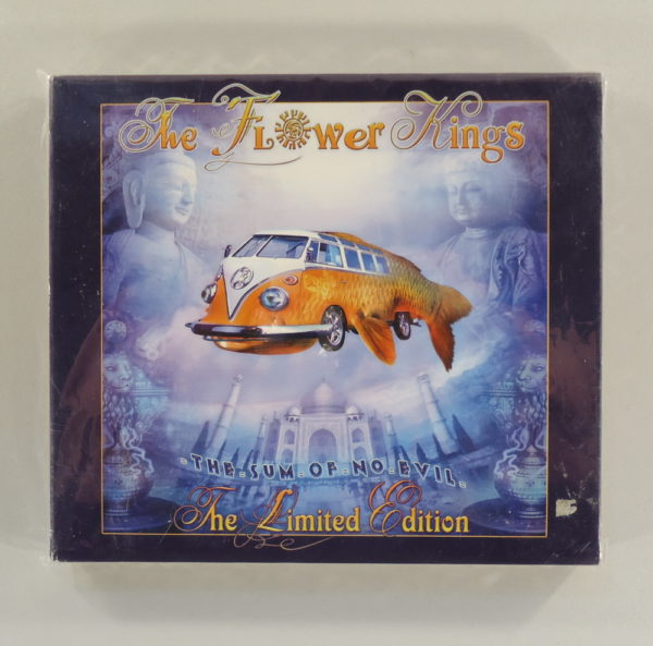 The Flower Kings – The Sum Of No Evil (The Limited Edition)